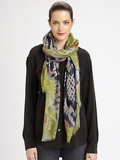 Yigal Azrouel - Snake Printed Scarf