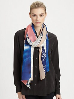 Diane von Furstenberg - Boomerang Scarf