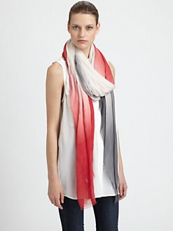 Tilo - Graduation Modal Scarf/Red Multi