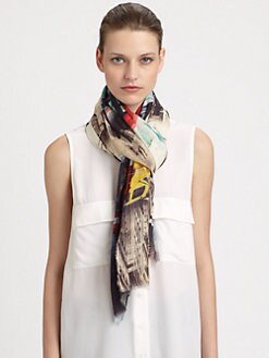 Tilo - London Printed Scarf