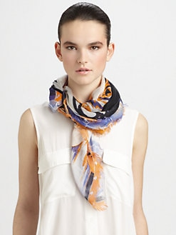 Cut 25 by Yigal Azrouel - Rickshaw Cashmere & Modal Scarf