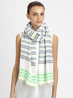 LemLem - Adersh Striped Scarf