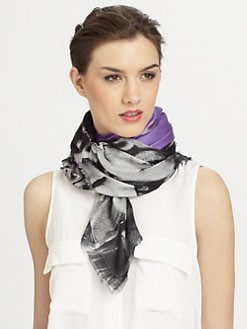 Christopher Kane - Frankenstein Scarf