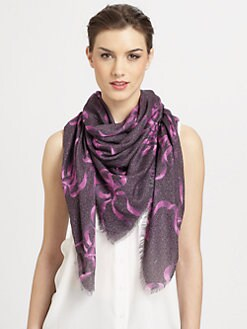 Christopher Kane - Bow & Vermicelli Scarf