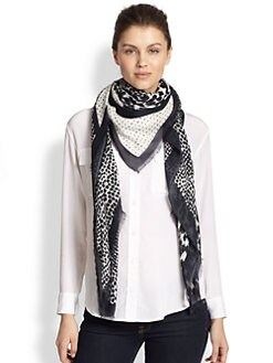 Stella McCartney - Pattern Scarf