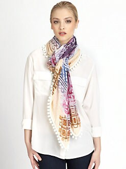 Athena Procopiou - Sunsets Romance Scarf