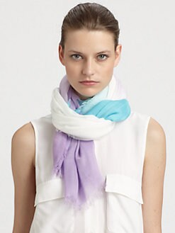 Tilo - Graduation Modal Scarf/Purple Multi