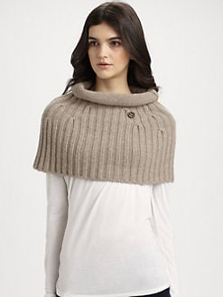 Gucci - Wool & Cashmere Olis Capelet