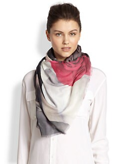 Athena Procopiou - The Swan Lake Scarf