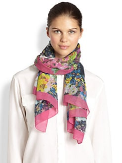 Erdem - St. Germain Rose Scarf