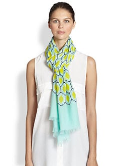 Kate Spade New York - Tiles Scarf
