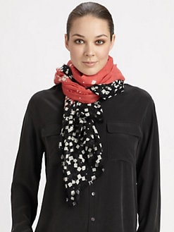 Diane von Furstenberg - Hanovar Confetti Scarf