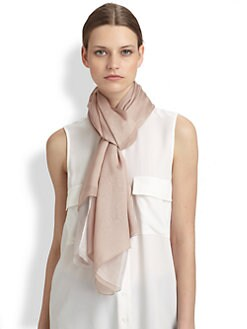 Armani Collezioni - Silk Degrade Scarf