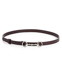 Gucci - Leather Belt