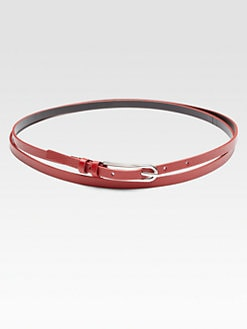 Diane von Furstenberg - Sonya Double-Wrap Leather Belt