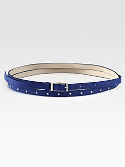 Cut 25 by Yigal Azrouel - Double Wrap Leather Belt