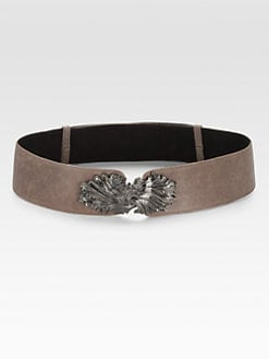 Raina - Adjustable Leather Belt