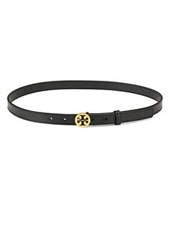 Tory Burch - Signature Skinny Belt