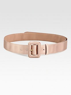 Prada - Silk Belt