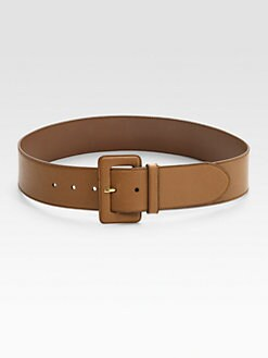 Prada - Saffiano Leather Belt