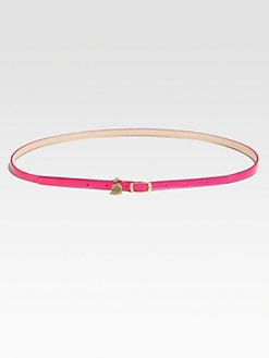 Stella McCartney - Skinny Patent Belt