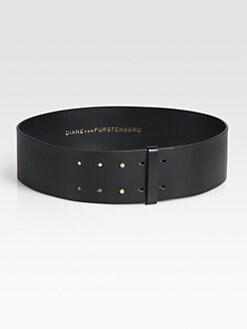 Diane von Furstenberg - Jill Leather Belt