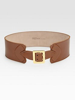Alexander McQueen - Heart Waist Belt