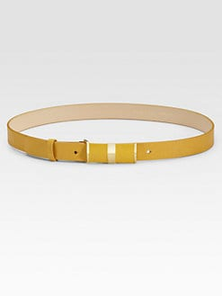 Diane von Furstenberg - Tava Leather Trouser Belt