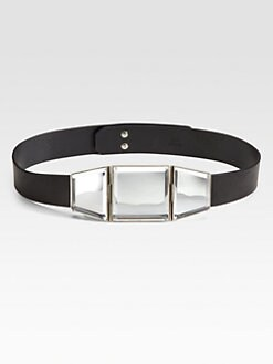 Maison Martin Margiela - Mirror Leather Belt