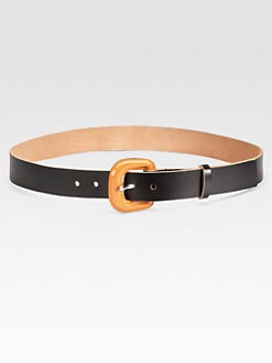 Marni - Two-Toned Leather Belt