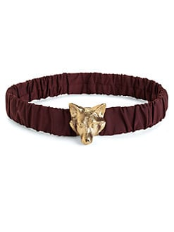 Burberry - Rhonda Fox Belt