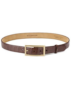 W. Kleinberg - Crocodile Belt
