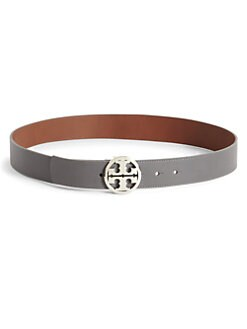 Tory Burch - Signature Leather Belt
