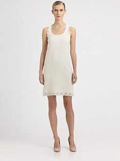 Moschino Cheap And Chic - Scallop Dress