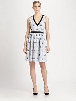 Moschino Cheap And Chic - Paneled Dress