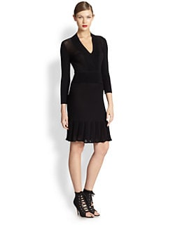 Moschino Cheap And Chic - Knit Dress