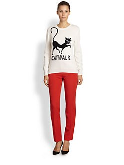 Moschino Cheap And Chic - Cashmere Catwalk Sweater