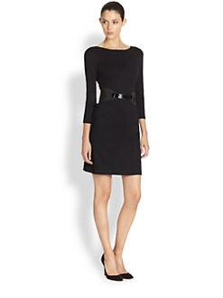 Moschino Cheap And Chic - Jersey Dress