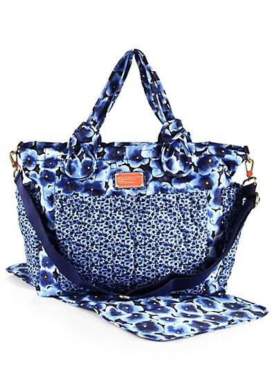 1ef3efe2850 Marc by Marc Jacobs Pretty Nylon Elizababy Nylon Diaper Bag