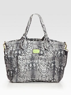 Marc by Marc Jacobs - Pretty Nylon Printed Baby Bag