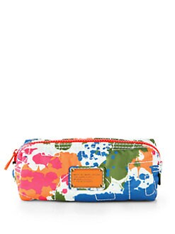 Marc by Marc Jacobs - Pretty Nylon Paint-Splatter Cosmetic Case