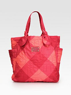 Marc by Marc Jacobs - Quilted Checked Tote