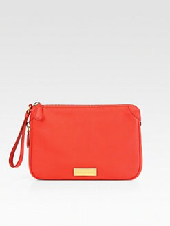 Marc by Marc Jacobs - Expandable Leather Clutch