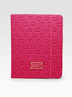 Marc by Marc Jacobs - Dreamy Logo Stamped Cover for iPad 1, 2 & 3