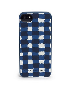 Marc by Marc Jacobs - Molly Check Case For iPhone 5
