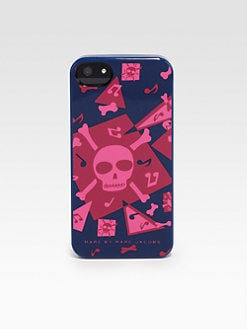 Marc by Marc Jacobs - Bones Case For iPhone 5