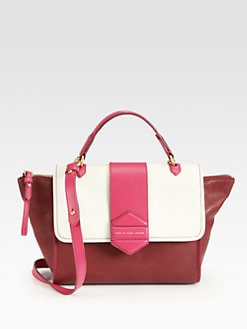 Marc by Marc Jacobs - Flipping Out Colorblock Top Handle Bag