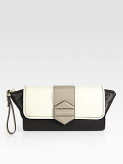 Marc by Marc Jacobs - Flipping Out Colorblock Clutch