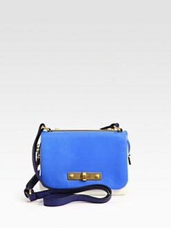 Marc by Marc Jacobs - Goodbye Columbus Colorblock Mini Crossbody Bag