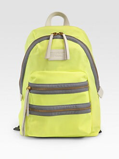 Marc by Marc Jacobs - Packrat Nylon Backpack